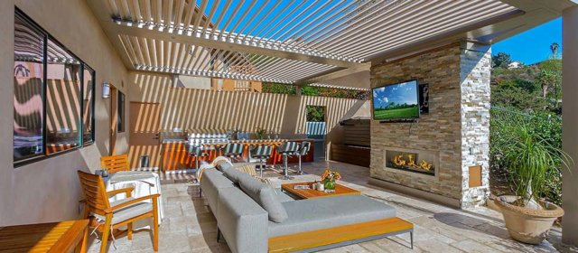 Outdoor Living Spaces Exterior Home Remodeling Services